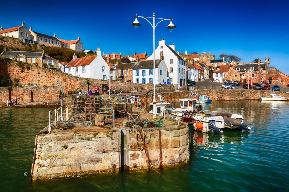 Easter in the East Neuk of Fife